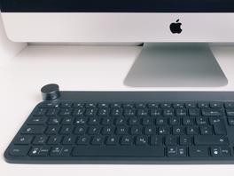 Logitech Craft im Test: Diese Tastatur erfindet das Rad wortwörtlich neu