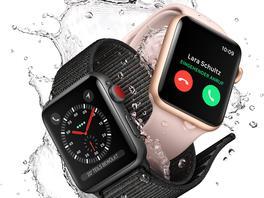 Apple Watch 3 im Test: So gut ist die neue LTE-Smartwatch von Apple wirklich