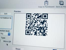 So leicht erstellen Sie eigene QR-Codes am Mac