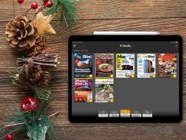 Das perfekte Weihnachtsgeschenk: 2 Monate Readly für nur 1,99 Euro!