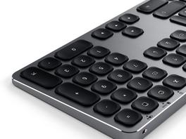 Satechi: Schlanke Mac-Tastatur zum Budget-Preis veröffentlicht