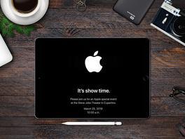 Apples 25. März-Event ist offiziell