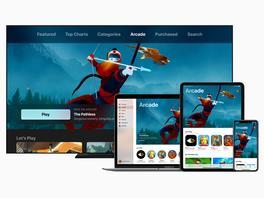 Apple Arcade angekündigt: Das bietet der neue exklusive Spiele-Abo-Dienst von Apple