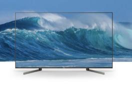Sony veröffentlicht ersten 4K-TV, der AirPlay 2 und HomeKit erhalten wird