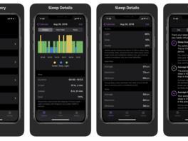 NapBot: Umfangreiche Schlafüberwachung mit der Apple Watch