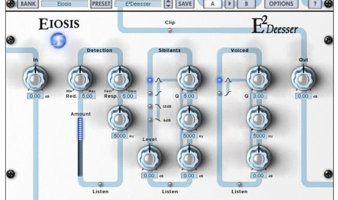 Test: Eiosis E²Deesser