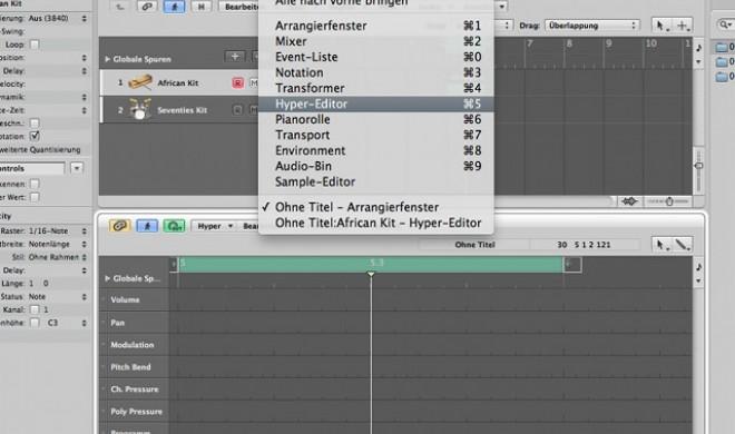 Alles zum Hyper-Editor