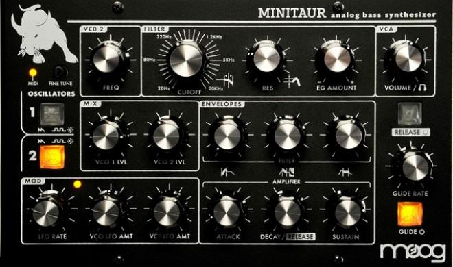 Test: Moog Minitaur