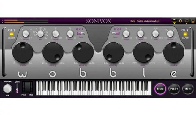 Test: Sonivox Wobble