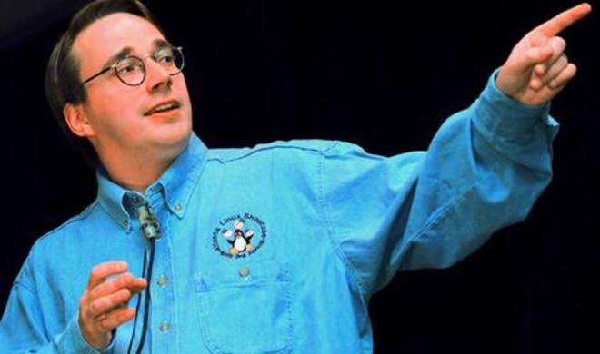 Linus Torvalds: Kostenloses OS X Mavericks keine Gefahr für Linux