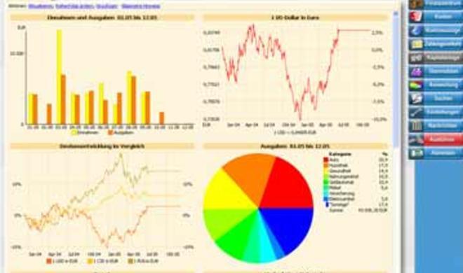 Banking: Moneyplex 2008 kommt für den Mac