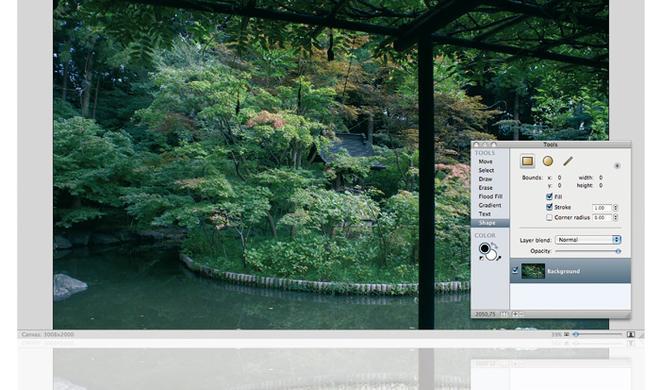 Bildbearbeitung Acorn nun auf Retina-Displays vorbereitet