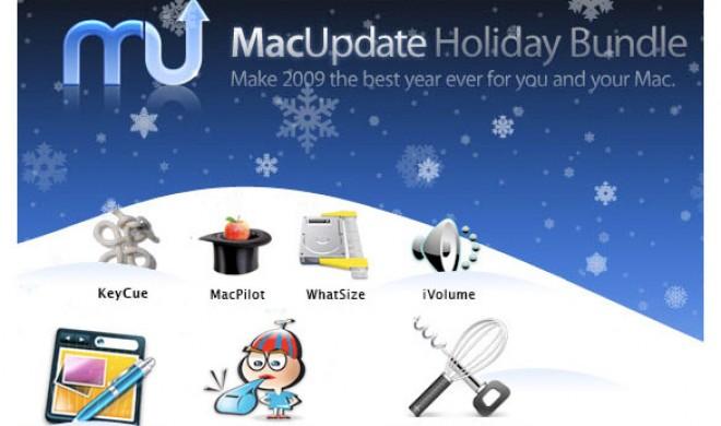 MacUpdate Holiday Bundle: 11 Programme für 50 US-Dollar