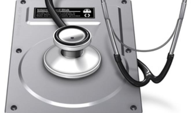 OS X Mavericks: Festplattendienstprogramm - Versteckte Partitionen einblenden