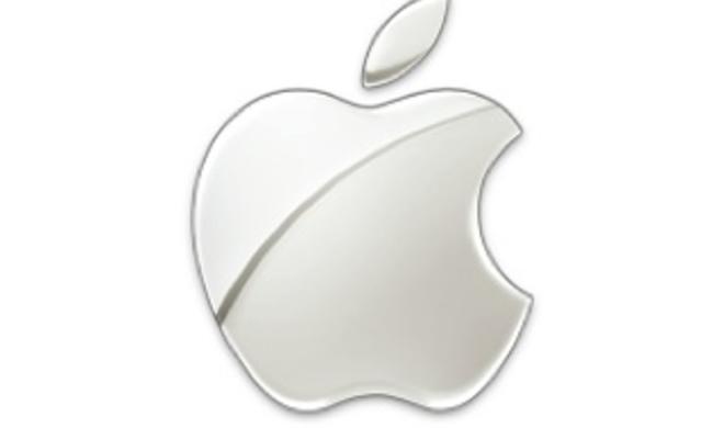 Handel mit Apple-Aktien kurzzeitig ausgesetzt