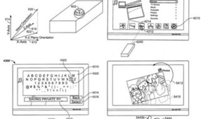 Wii-ähnliche Fernbedienung von Apple geplant?
