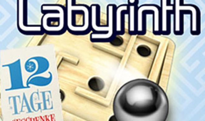 """""""12 Tage""""-Geschenk: Labyrinth"""