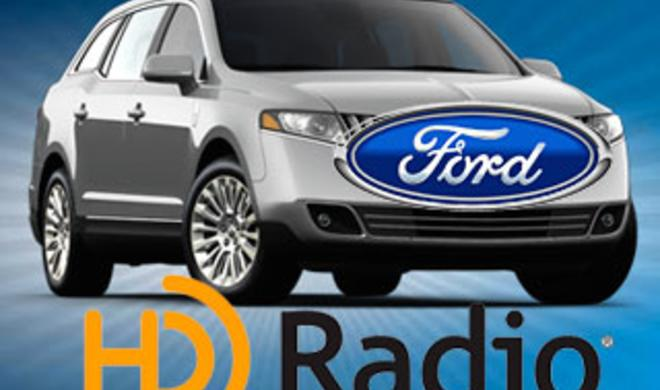 iTunes-Store-Tagging in Ford-Radios