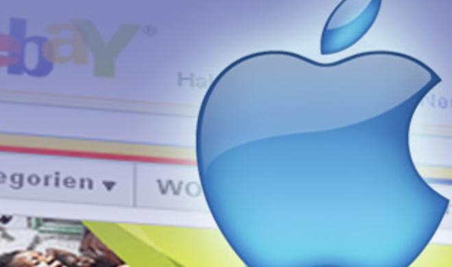 Apples eBay Store unterbietet Preise im Apple Online Store