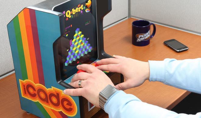 Jeff Minter: Llamasoft-Spiele künftig mit iCade-Unterstützung