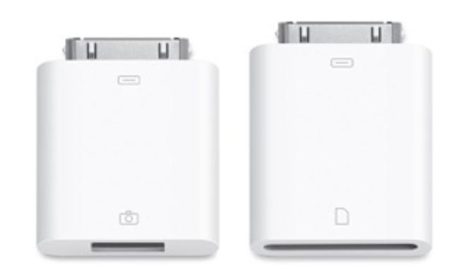 Im Test: Apple iPad Camera Connection Kit
