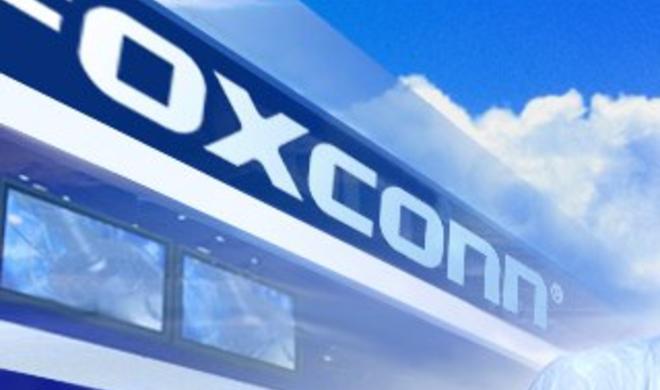 Foxconn investiert 40 Millionen US-Dollar in Fertigungsanlage in den USA