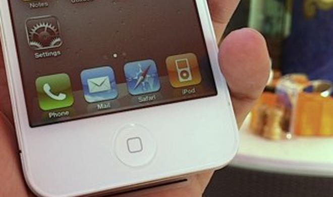 Rettet spezielle Farbe aus Japan den Traum vom weißen iPhone 4?