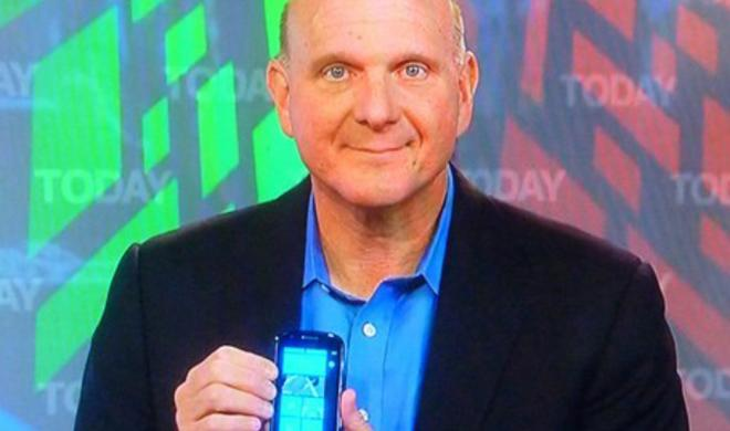 """Microsoft CEO Ballmer: iPhones sind zu teuer, Android ist zu """"wild"""""""