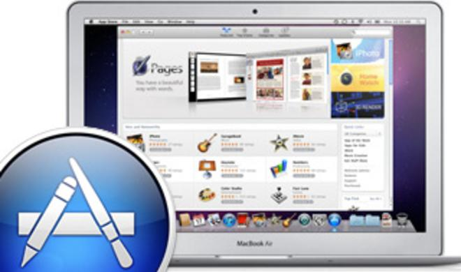 Mac App Store: Update-Übersicht via Link öffnen