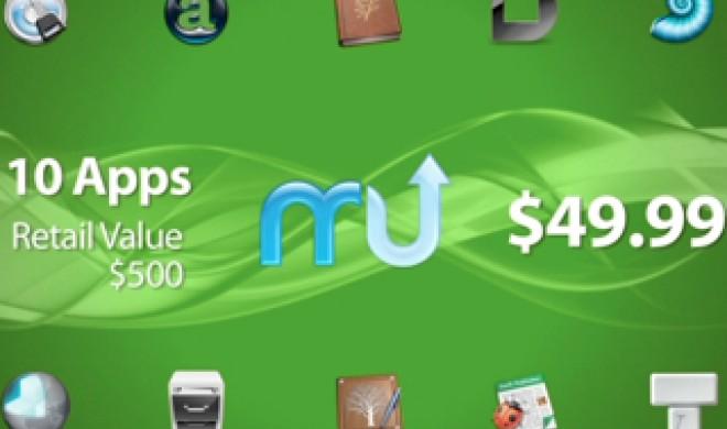 MacUpdate Winter-Bundle: 10 Apps für 49,99 US-Dollar!