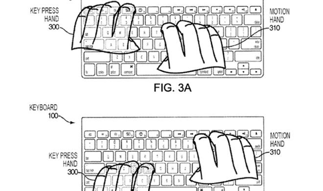 Arbeitet Apple an einer Tastatur-/Mauskombination?