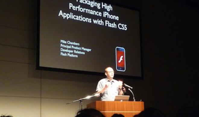 Von Flash zur App: Adobe Packager bekommt iPad-Unterstützung