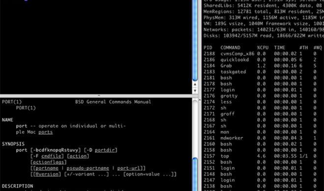 iConsole: Praktische Terminal-Alternative