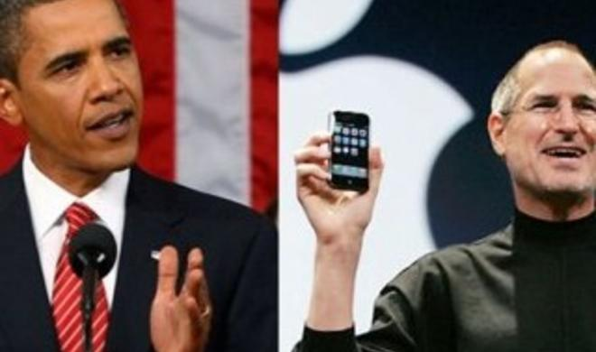 US-amerikanischer Wahlkampf: Steve Jobs beriet Barack Obama
