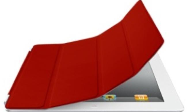 Test: Apple Smart Cover für das iPad 2