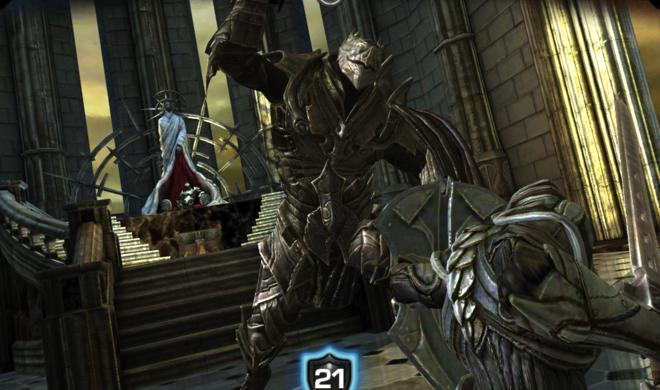 Infinity Blade ist profitabelstes Spiel für Epic