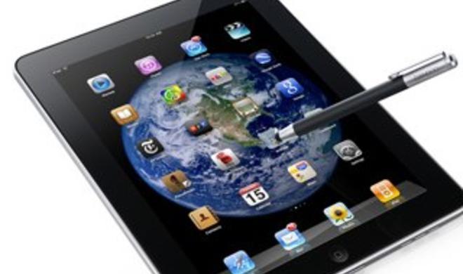 Test: Wacom Bamboo Stylus, iPad-Stylus