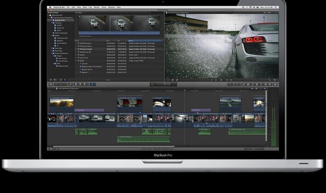 Final Cut Pro X: Neue Version mit nativer RED-Kamera-Unterstützung