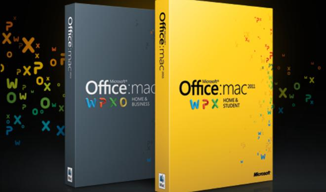 Microsoft veröffentlicht neue Version von Office 2011 Service Pack 2
