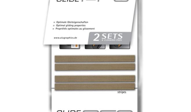 Kurztest: alugraphics glidePRO strips