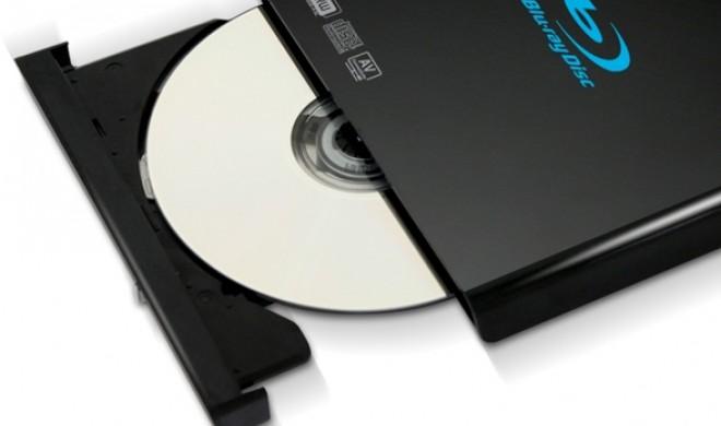 Samsung präsentiert mobilen Blu-ray-Brenner
