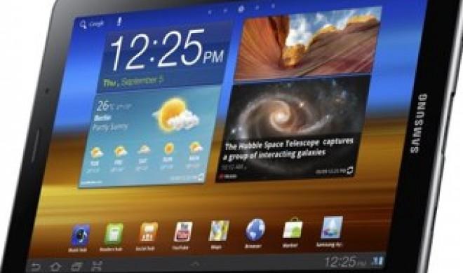 IFA 2011: Samsung muss Galaxy Tab 7.7 vom Messestand verbannen