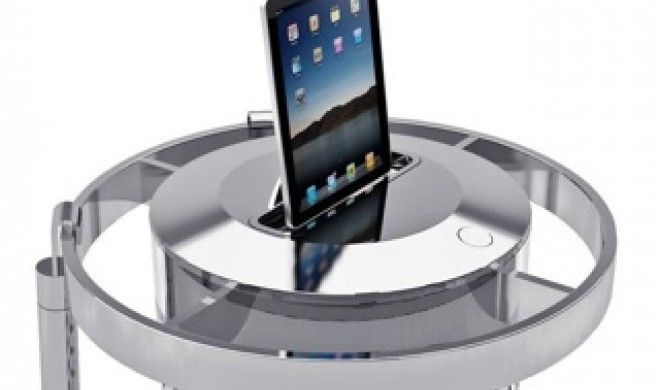 IFA 2011: Das weltgrößte iPad-Dock