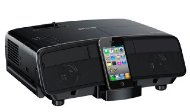 IFA 2011: Epson MG-850HD, HD-Beamer mit iPhone- und iPad-Anschluss