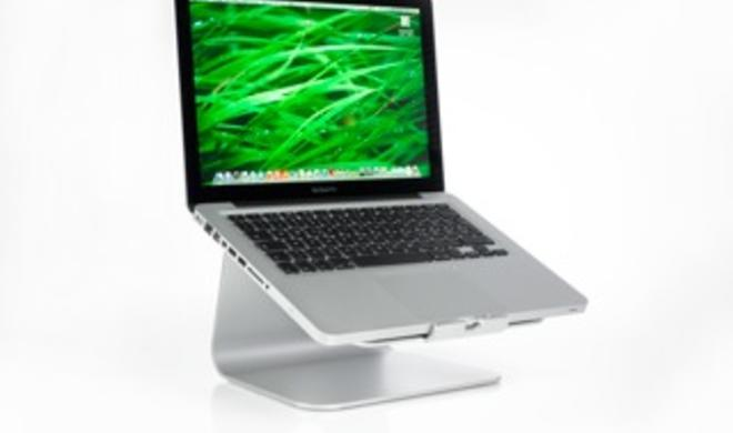 Kurztest: Raindesign mStand, edler MacBook-(Pro)-Ständer
