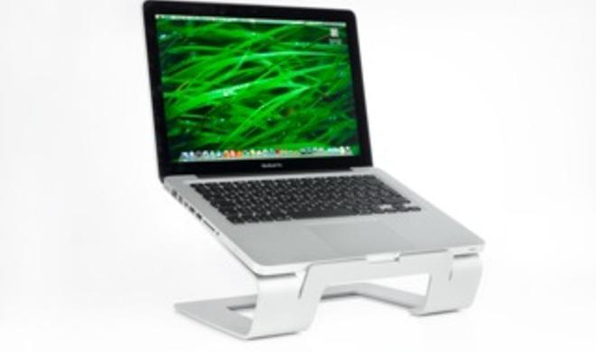 Kurztest: Anna EVO, Notebookständer für MacBook und MacBook Pro