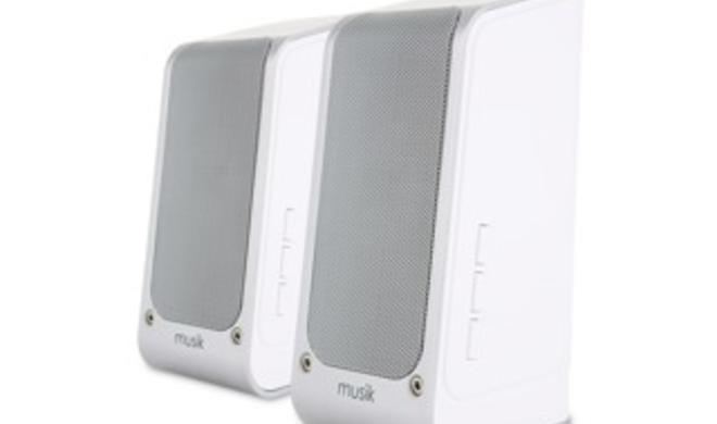 Kurztest: Palo Alto musik, Lautsprecher mit USB-Anschluss