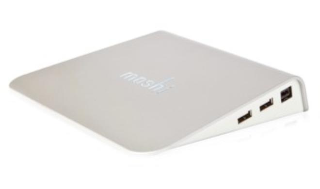 Kurztest: Moshi iLynx 800, kombinierter FireWire- und USB-Hub