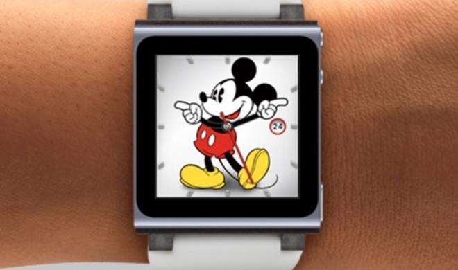 Gerücht: Apple soll mit Intel an intelligenter Uhr arbeiten