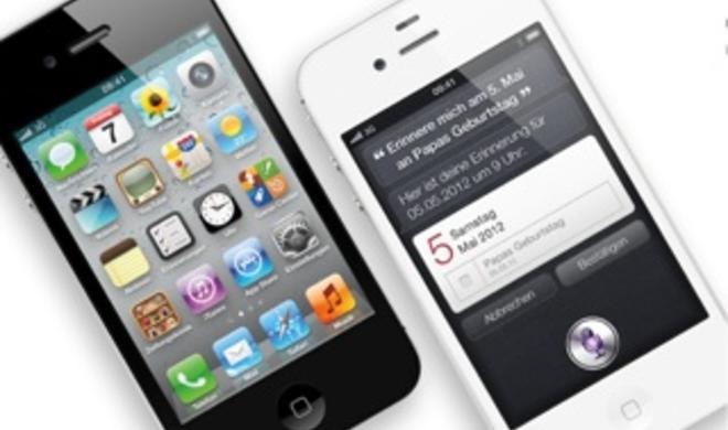 Tim Cook: S steht für Siri